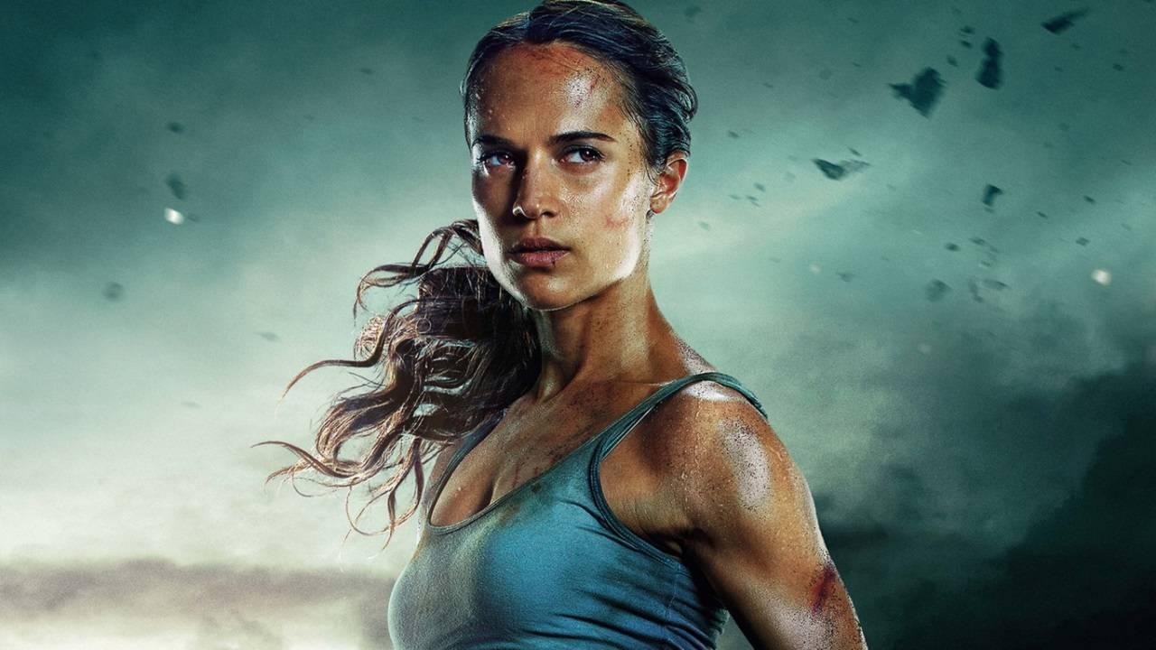 Secuela Tomb Raider Alicia Vikander Misha Green