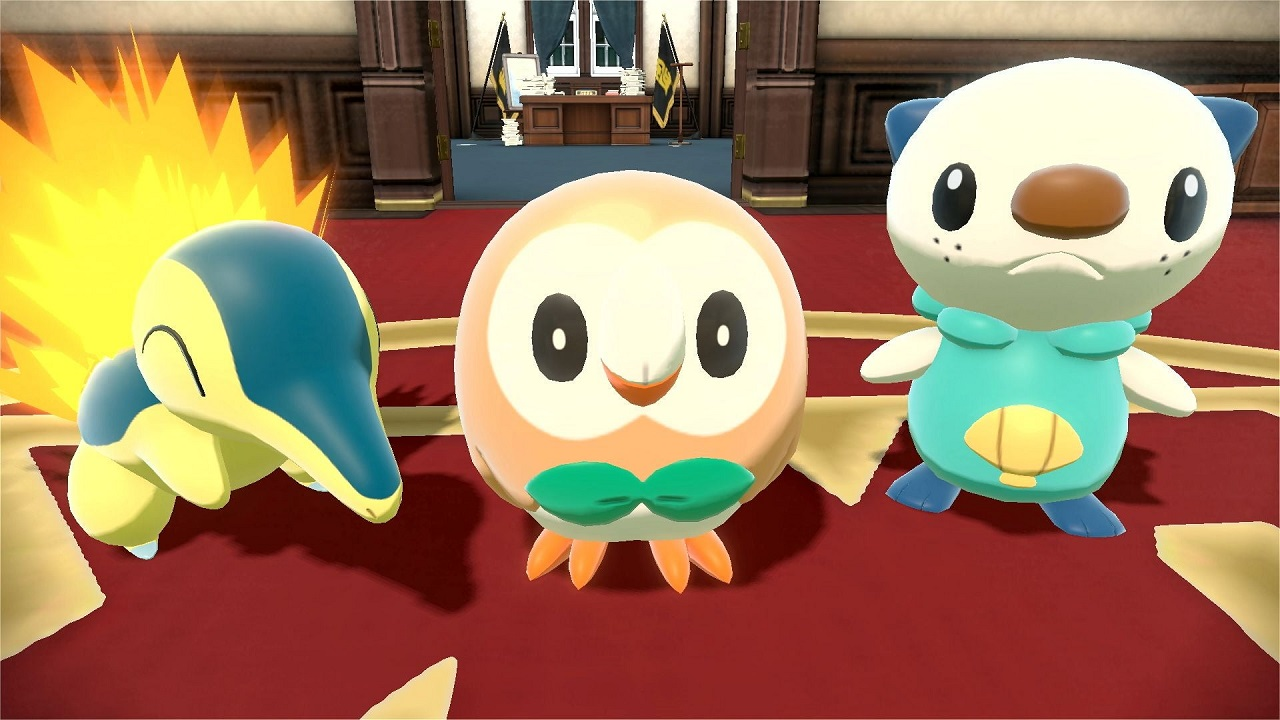 Pokémon Brilliant Diamond, Shining Pearl, Legends: Arceus Fecha Lanzamiento
