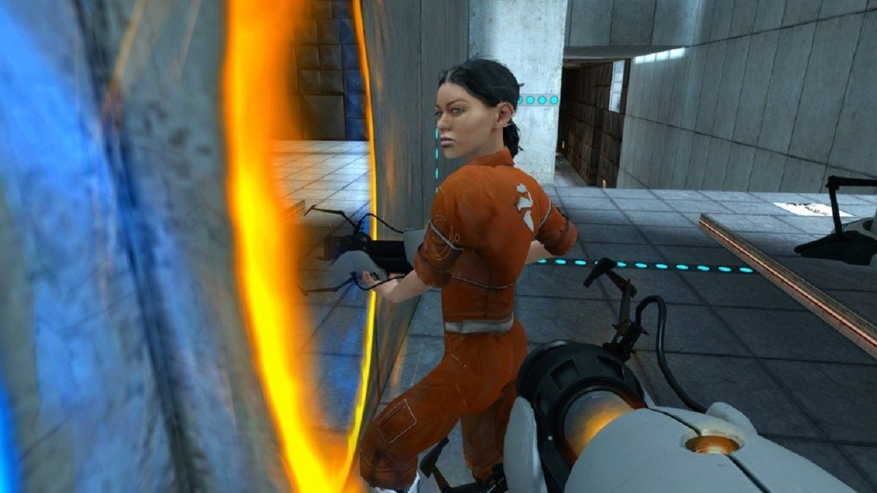Portal Valve Película J.J. Abrams