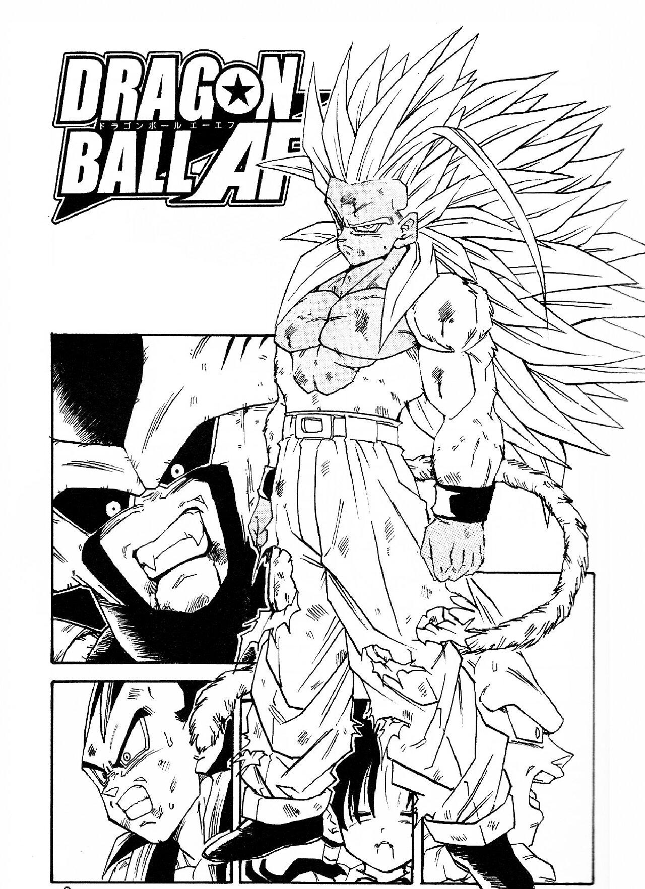 dragon ball af manga toyotaro no oficial