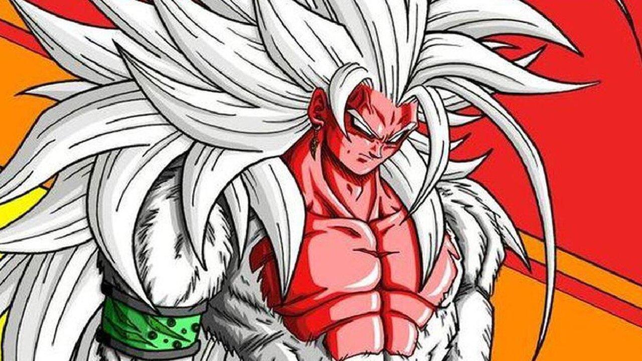 dragon ball af goku manga
