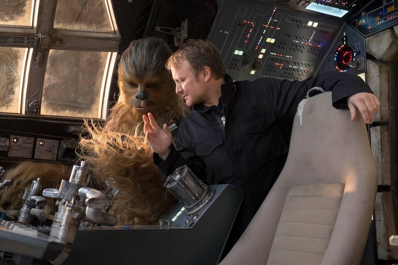 Rian Johnson Nueva Trilogía Star Wars The Last Jedi