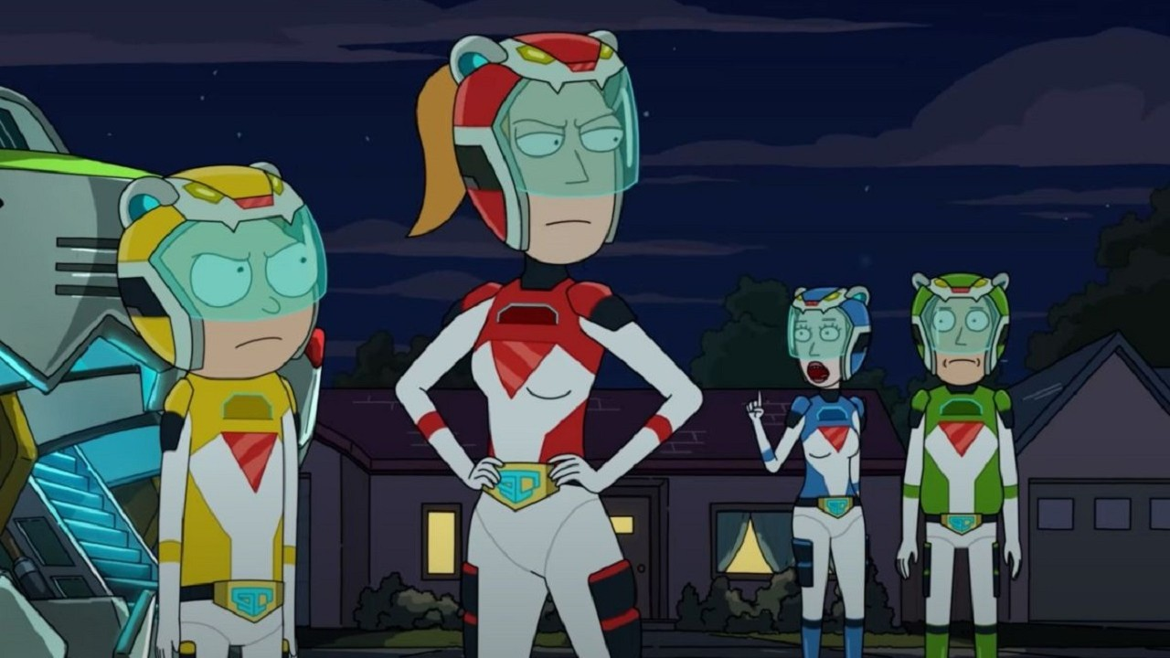 Rick and Morty Quinta Temporada Titulos Episodios Adult Swim