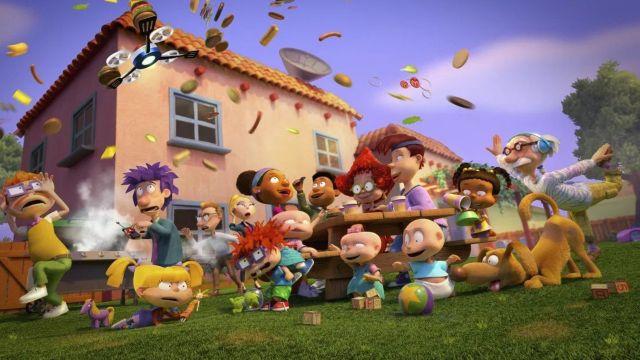 La nueva serie de Rugrats tiene trailer oficial