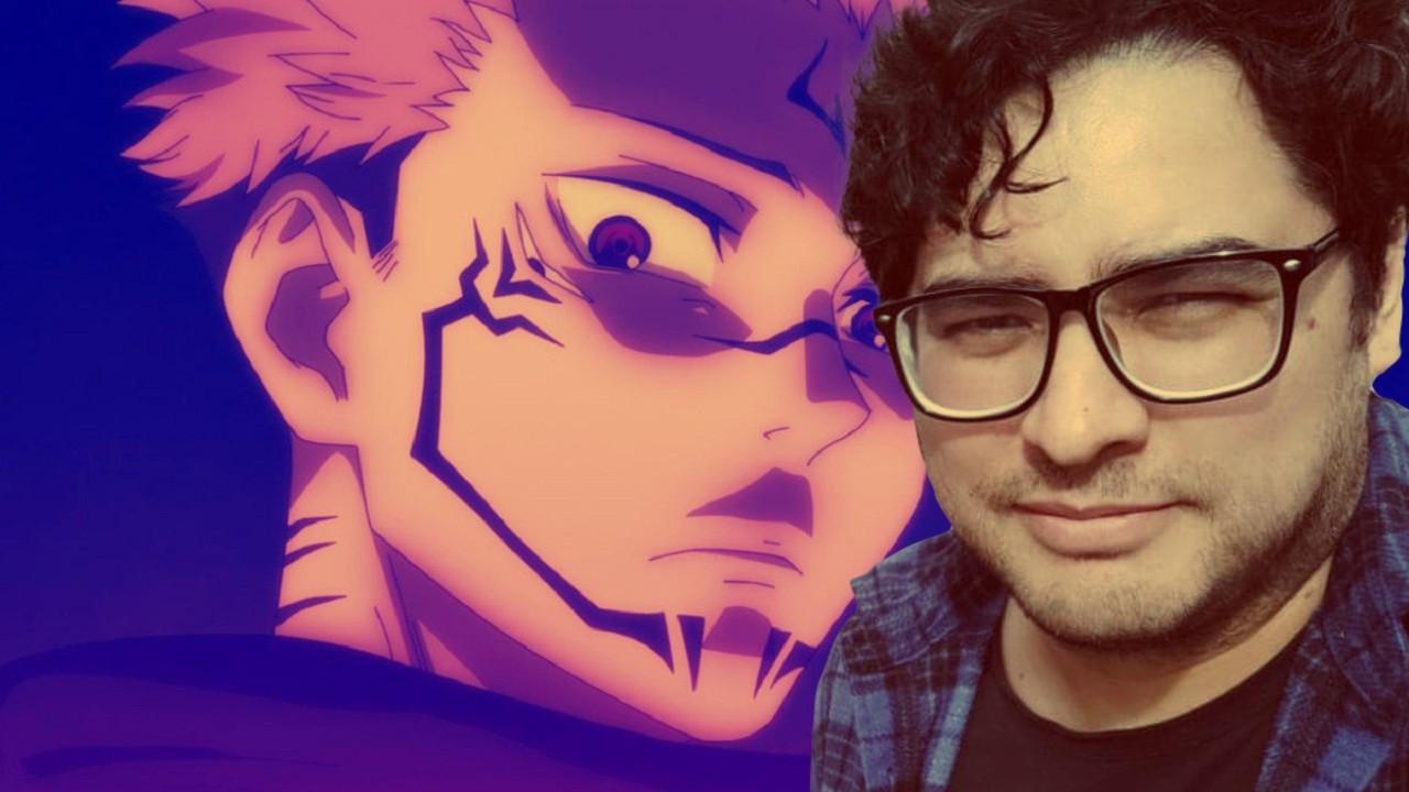 Anime Osvaldo Trejo Rodríguez Actor de Doblaje México Jujutsu Kaisen