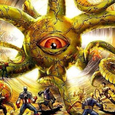 Doctor Strange 2 Marvel Villano Película Shuma Gorath