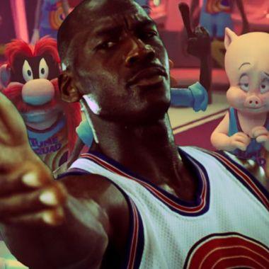 Michael Jordan Película Space Jam A New Legacy