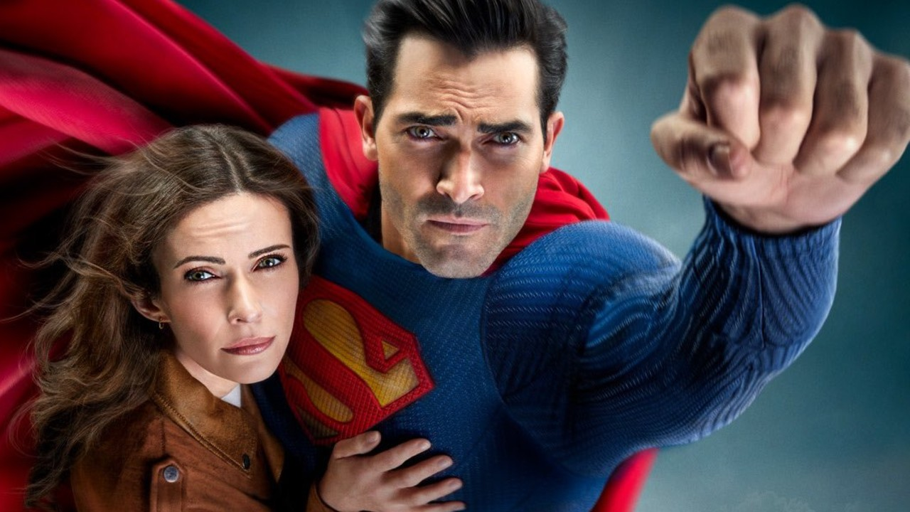 La más reciente serie de la CW es sobre Superman