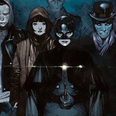 Netflix The Magic Order Serie Mark Millar