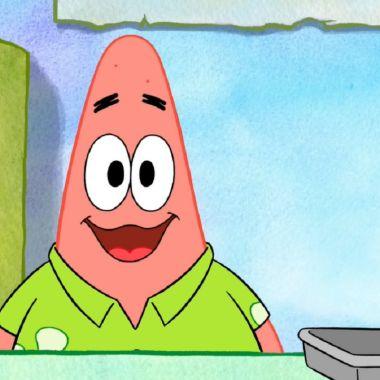 Nickelodeon The Patrick Star Show Nueva Serie Bob Esponja