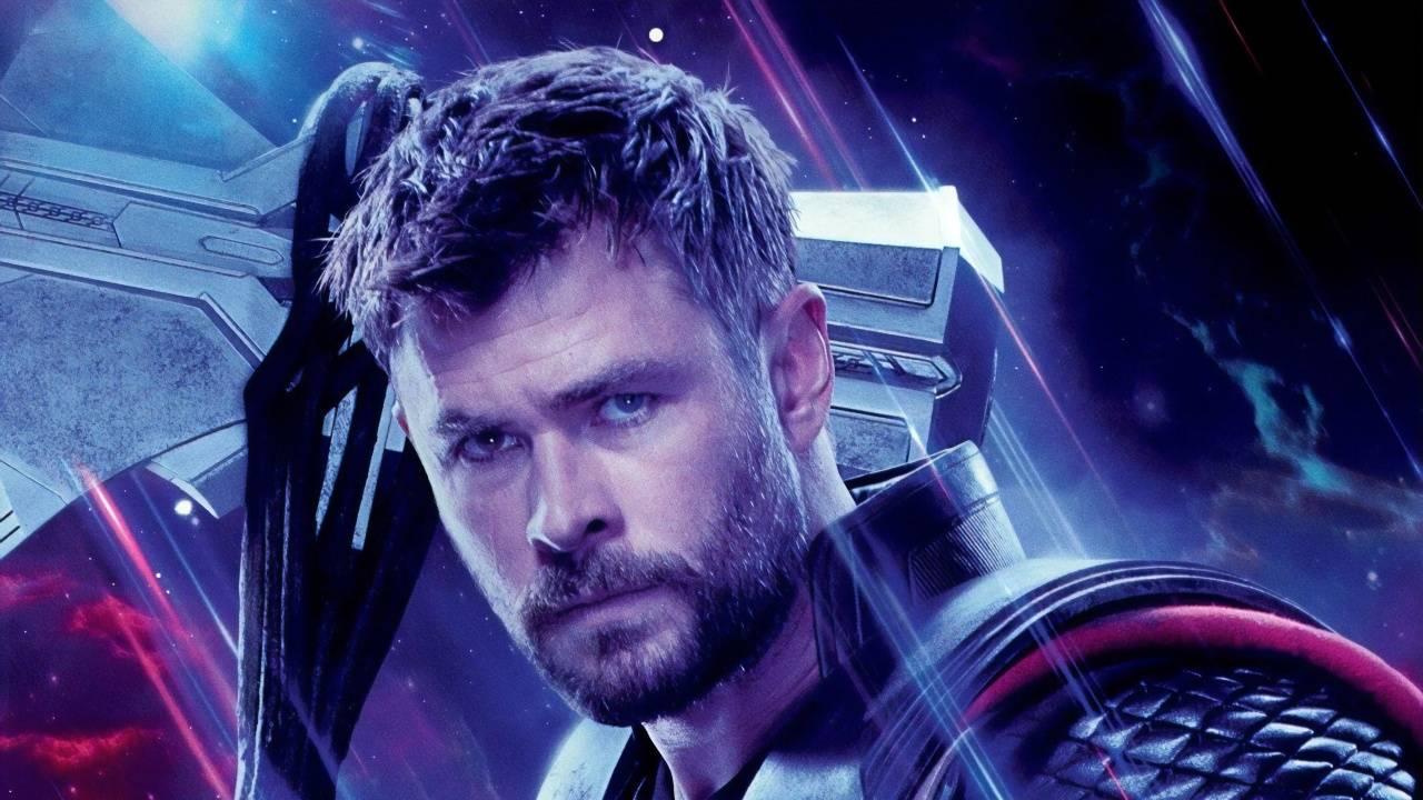 Chris Hemsworth Nuevas Imágenes Nueva Película de Thor