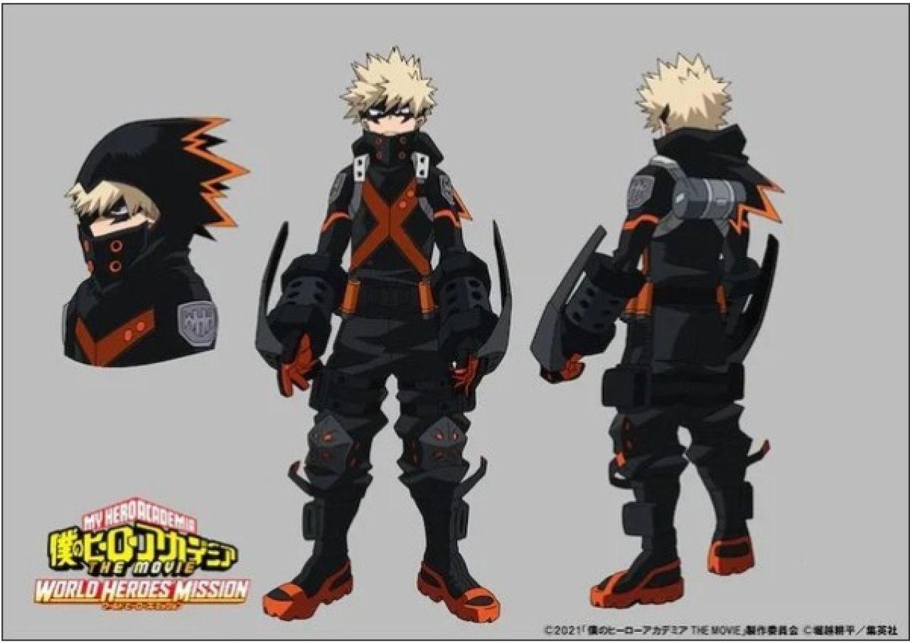 bakugo boku no hero world heores mission