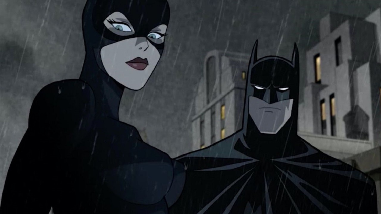 Batman The Long Halloween Película DC Comics Tráiler
