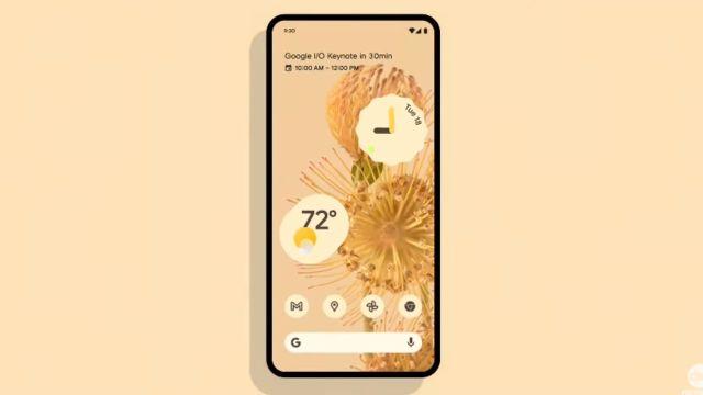 Android 12 nos muestra el Material You