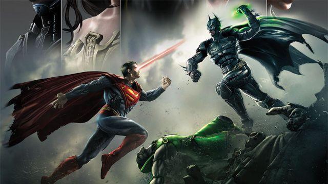 DC confirma nueva película de Injustice
