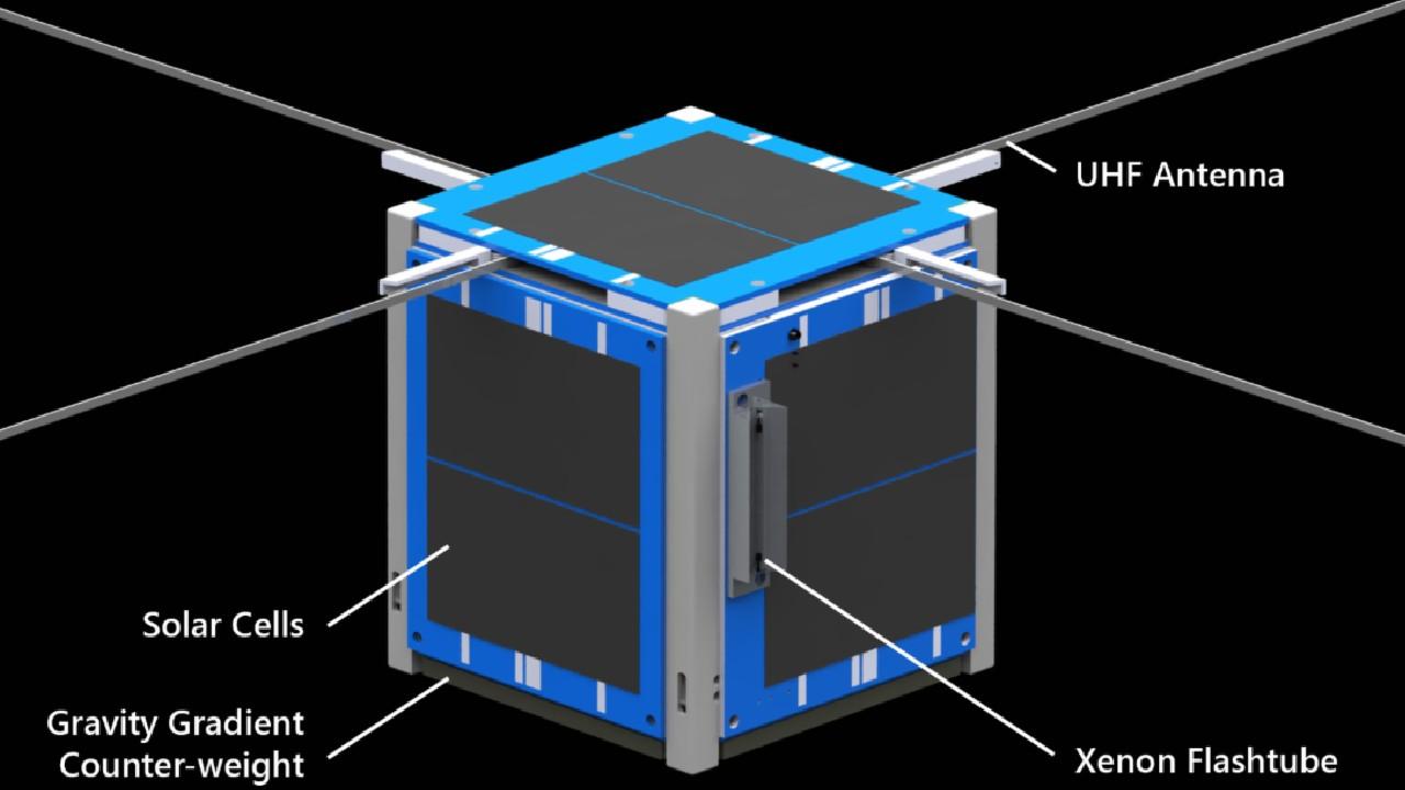 lightcube satelite mexicano nasa cetys
