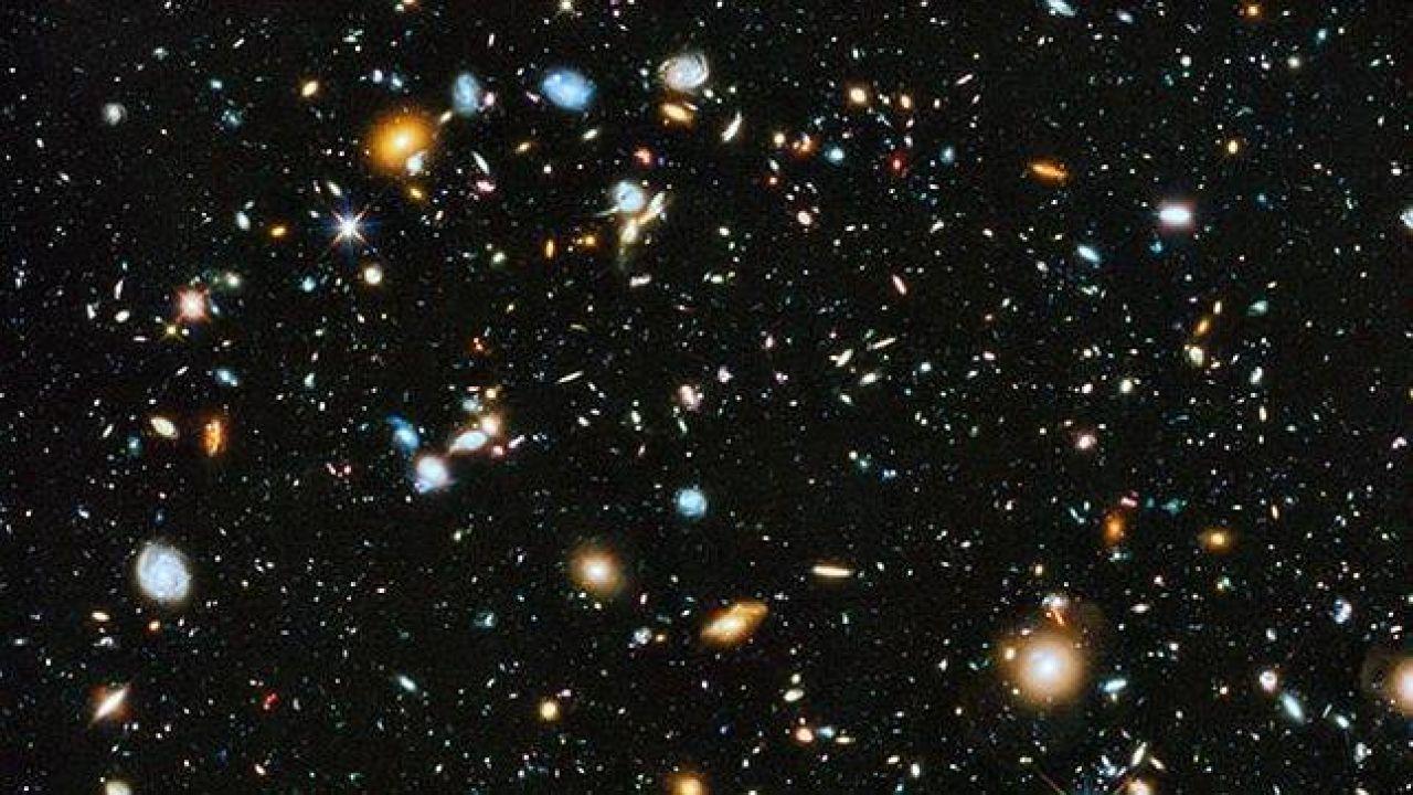 materia oscura en el universo