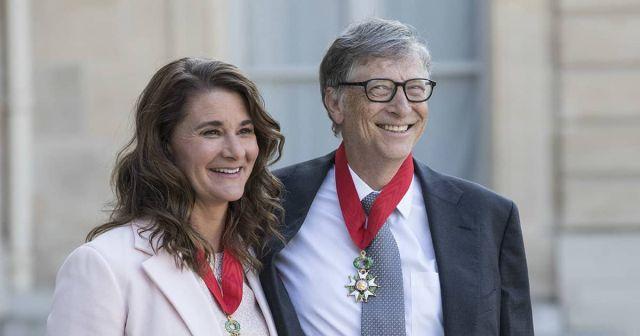 El matrimonio Gates llegó a su fin