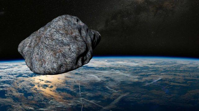 nasa asteroide chocara contra la tierra