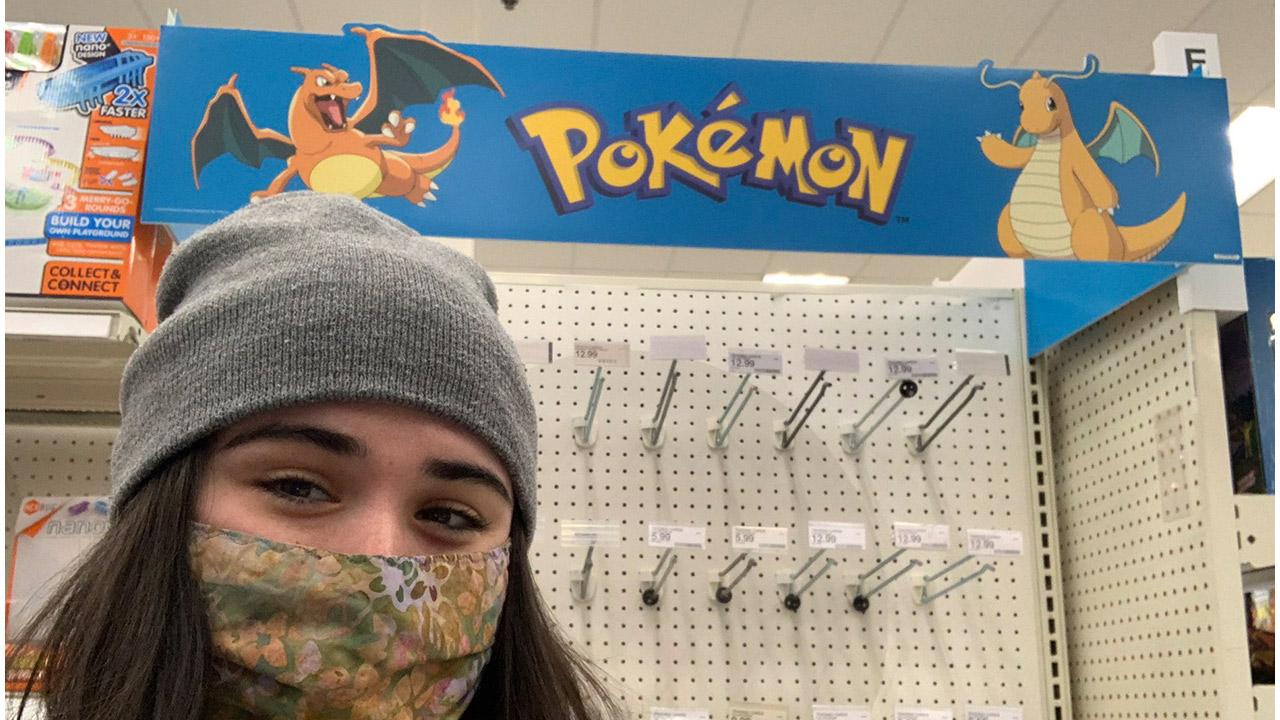 Actualmente hay escasez de cartas de Pokemon