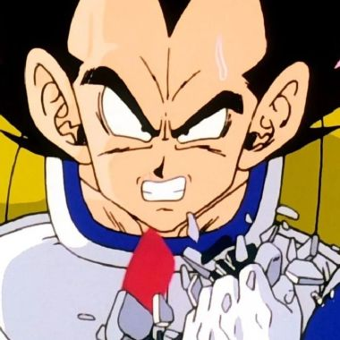 vegeta is over 9000 meme dragon ball z