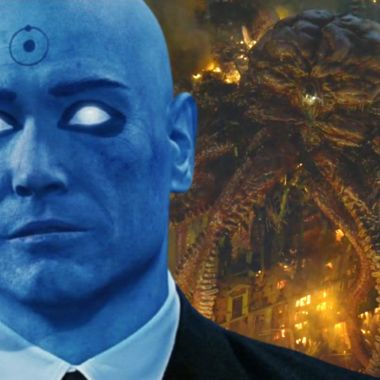 Zack Snyder no descarta al pulpo en Watchmen