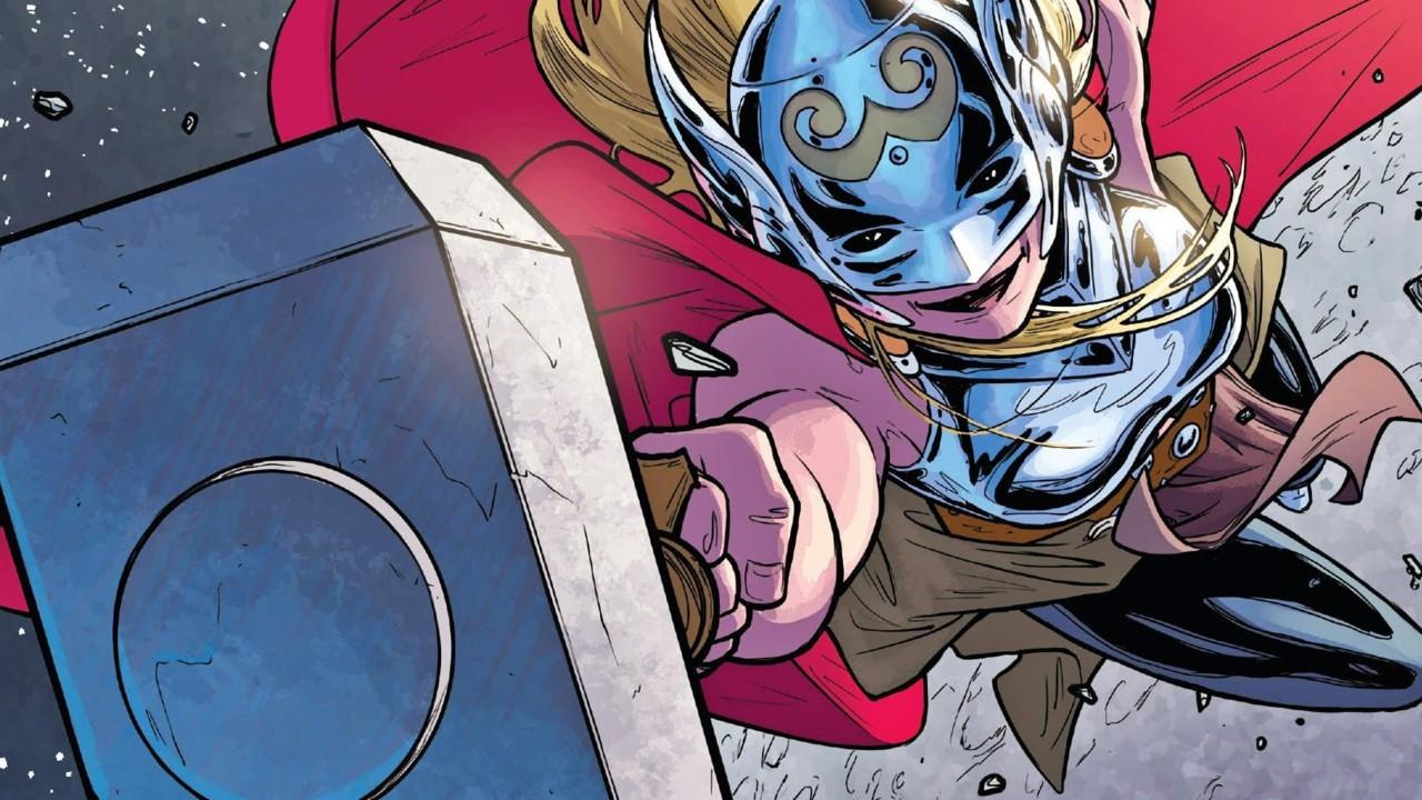 thor love and thunder jane foster comics marvel