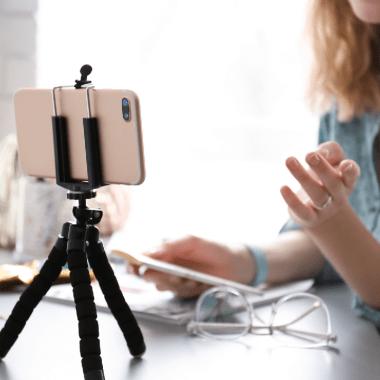 célular webcam computadora android pc