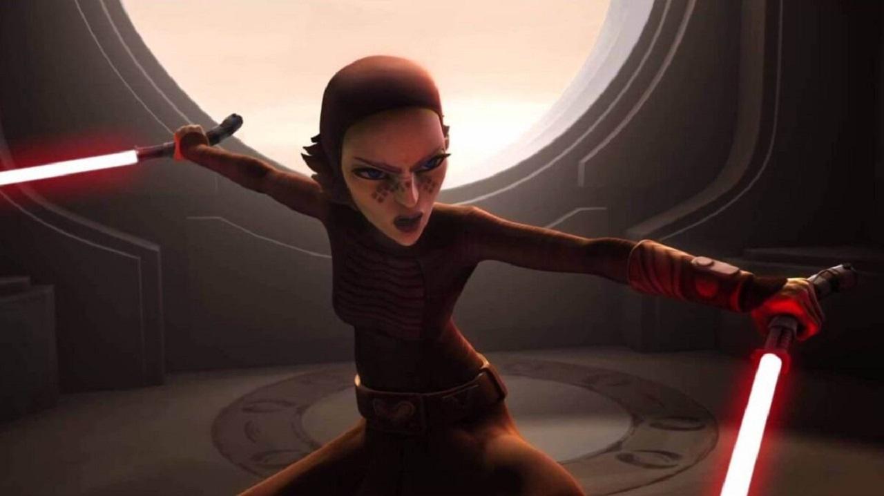 Star Wars Serie Ahsoka Barriss Offee