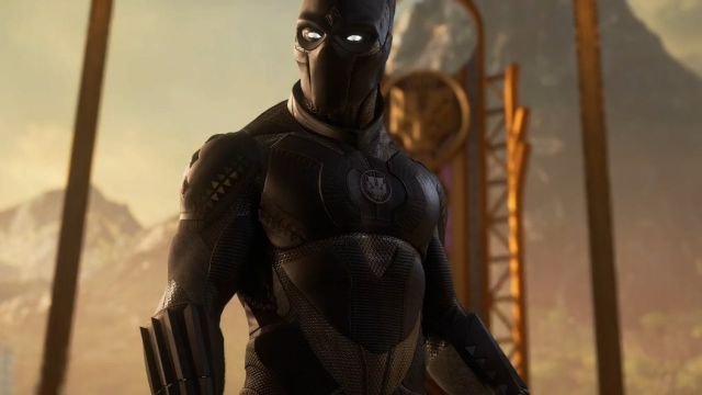 tchalla avengers pantera negra wakanda videojuego
