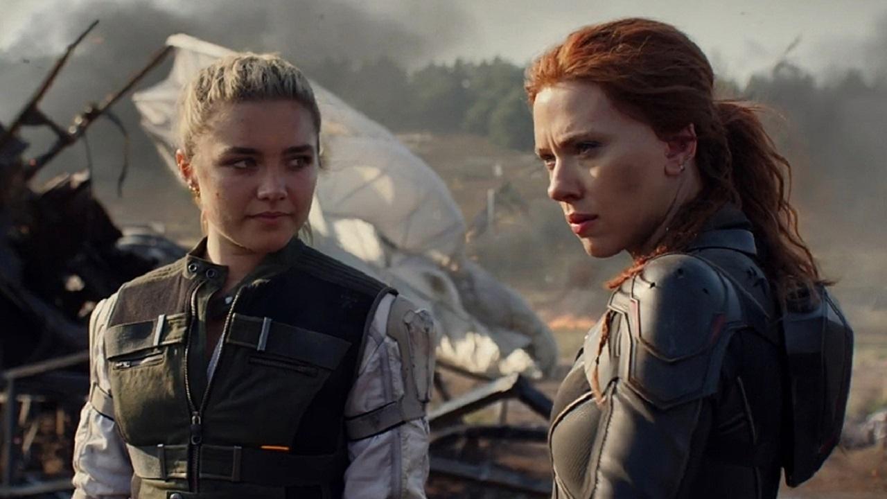 Marvel Black Widow Tráiler Estreno Película Disney+