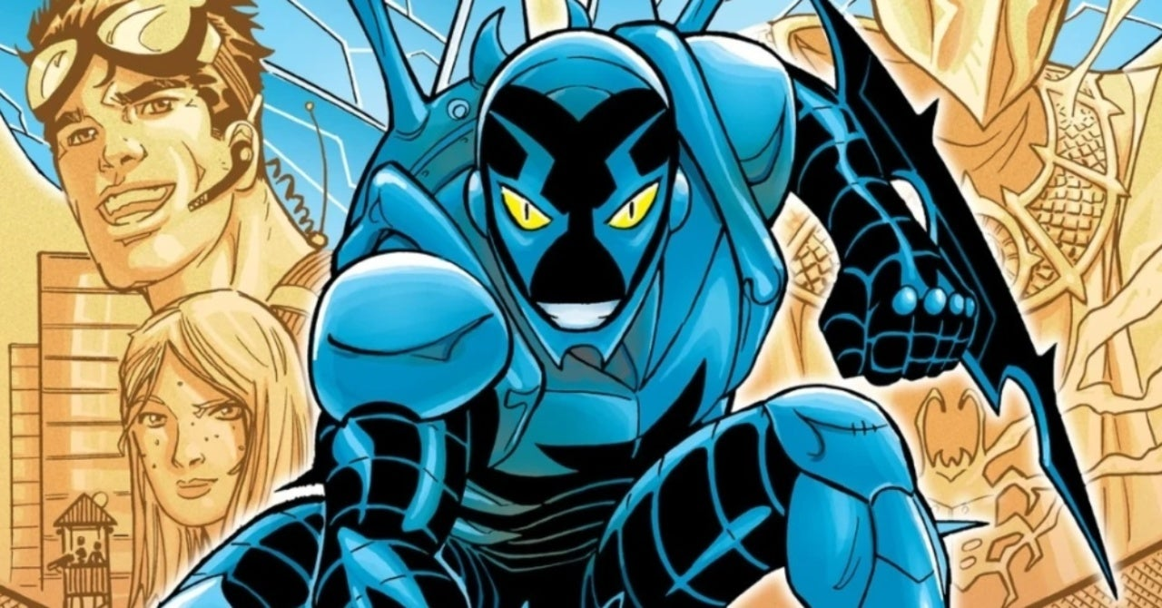 Live-action Blue Beetle Estreno HBO Max