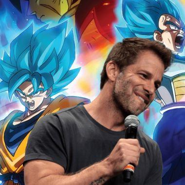 Dragon Ball Live-action Zack Snyder Anime