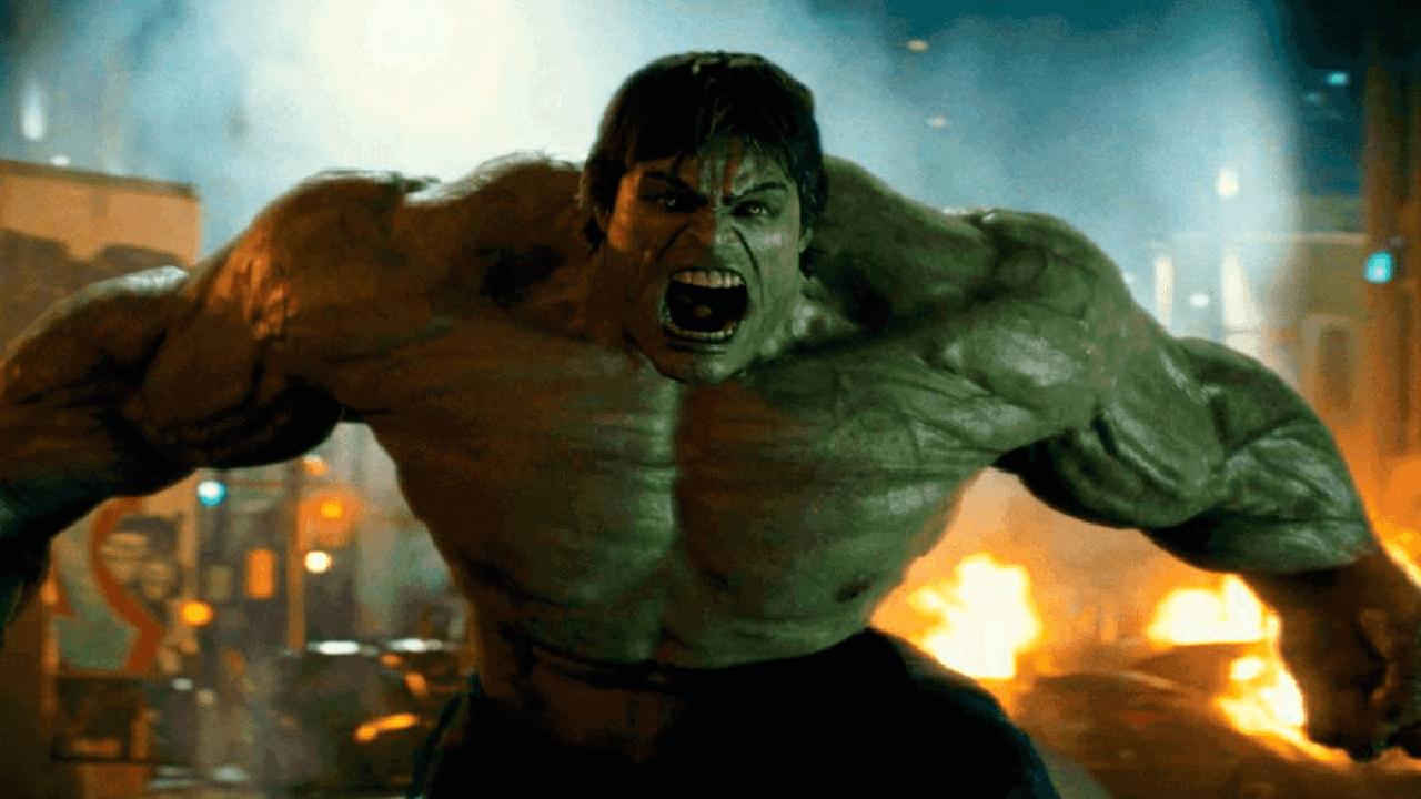 el increíble hulk película contrato universal