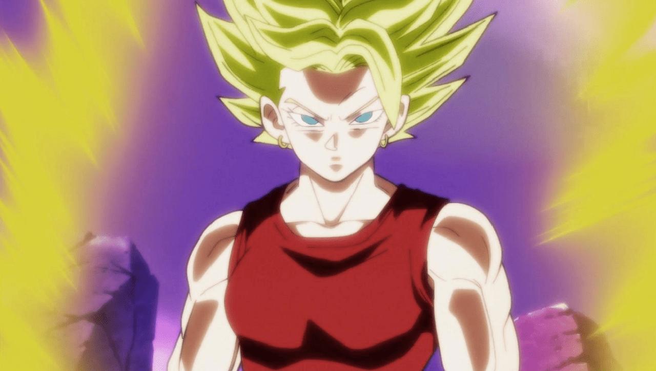 mujeres de dragon ball kale ranking poder