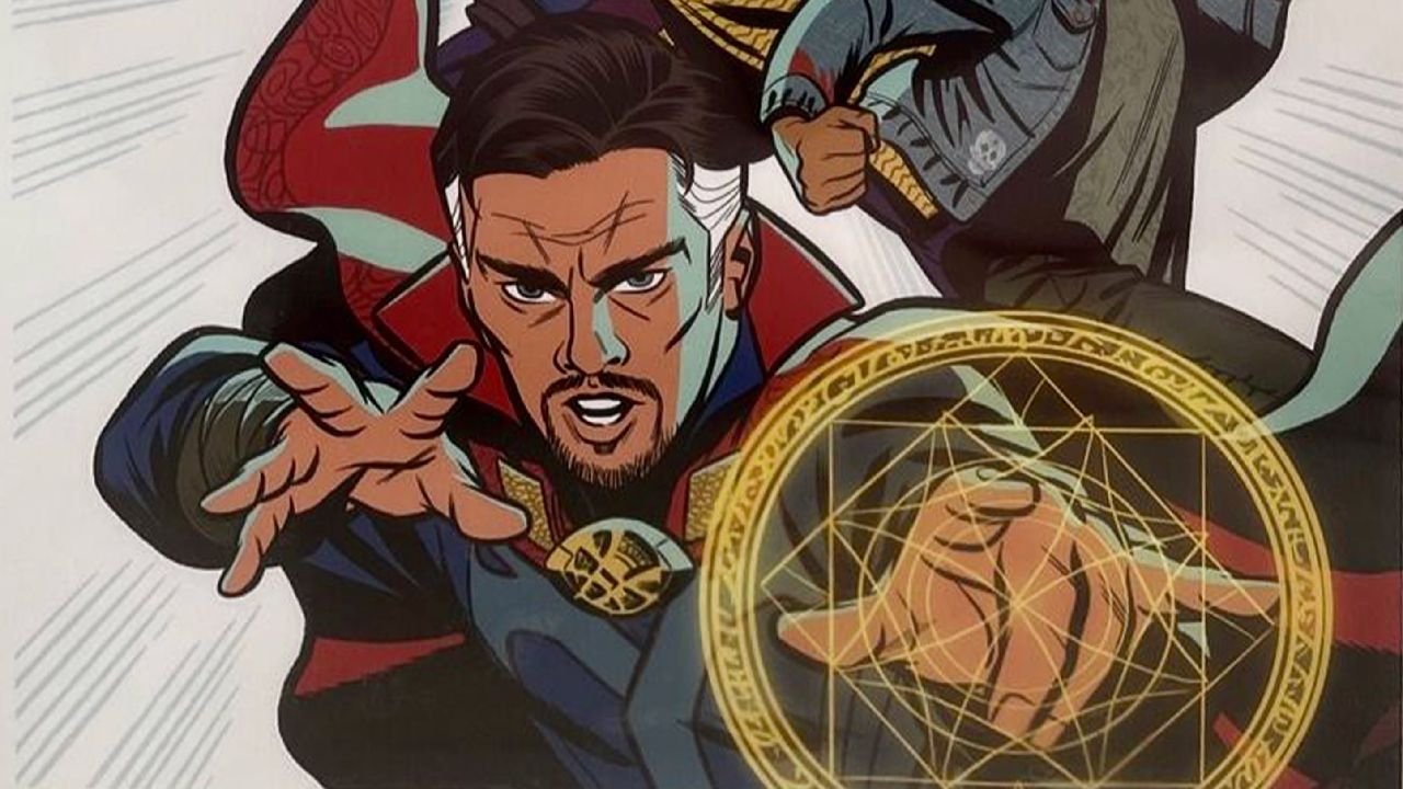 doctor strange in the mutiverse of madness america chavez