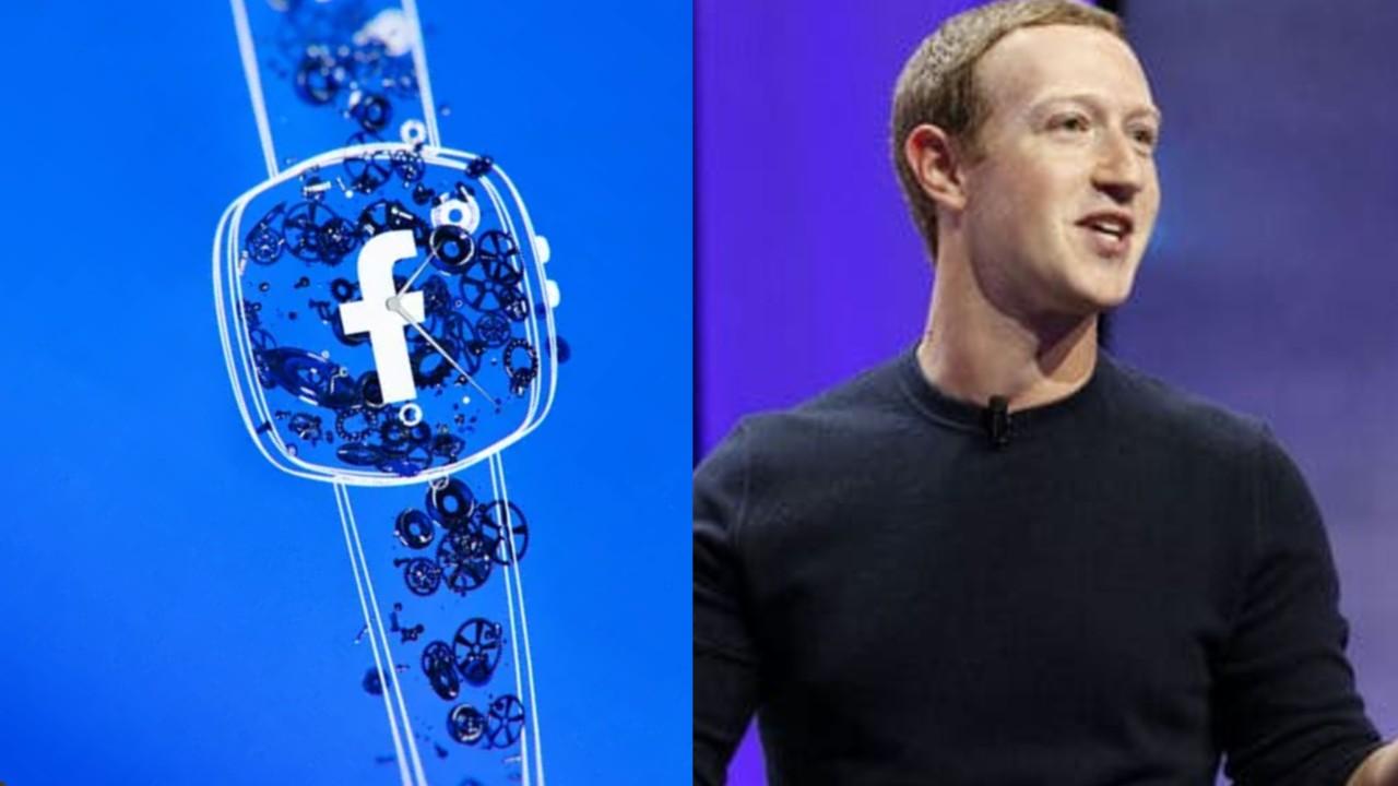reloj facebook smartwatch mark zuckerberg