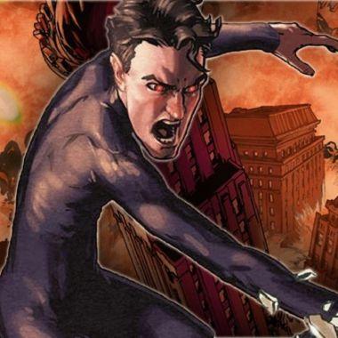 Superman Malvado The Flash Sujeto Cero Flashpoint Project Superman
