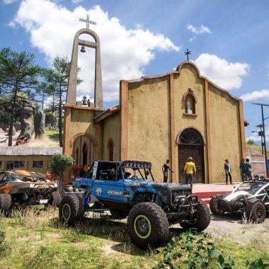 Forza Horizon 5 México Locaciones E3 2021