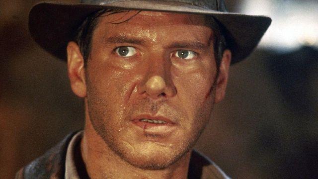 Pelicula indiana Jones actor rejuvenecido