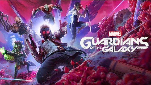 guardians of the galaxy e3 2021 square enix
