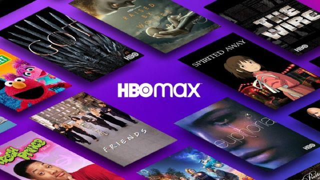 hbo max catálogo series películas