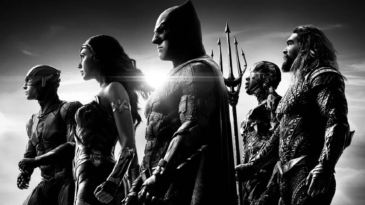 hbo max dc comics zack snyder justice league