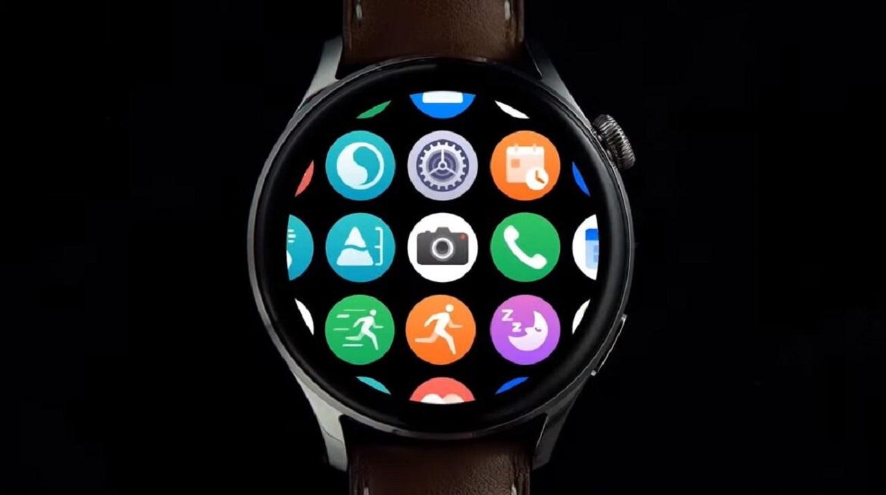 Huawei Watch 3 Nuevo Reloj Inteligente Huawei HarmonyOS