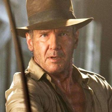 Harrison Ford Lesión Indiana Jones 5 Grabaciones Película