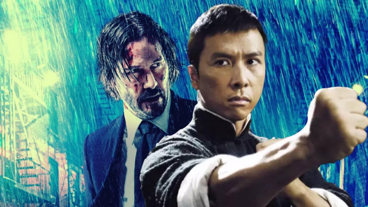 Donnie Yen John Wick 4 Película Estreno