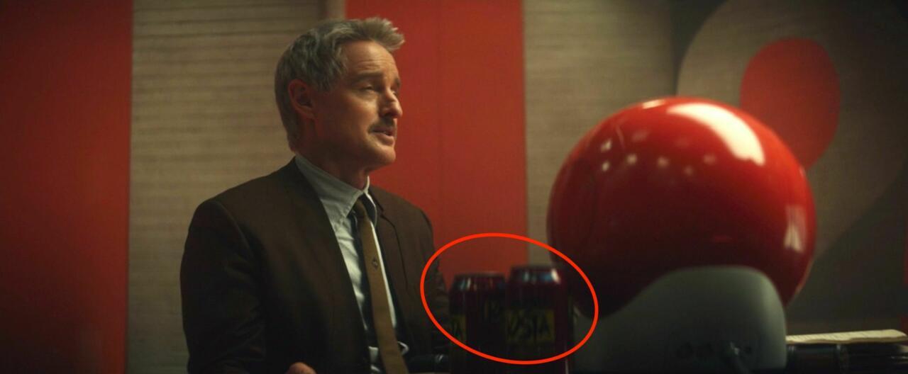 Loki Referencias Easer Eggs Josta Cola