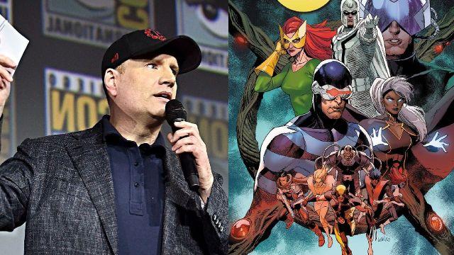 x-men comics kevin feige cameo