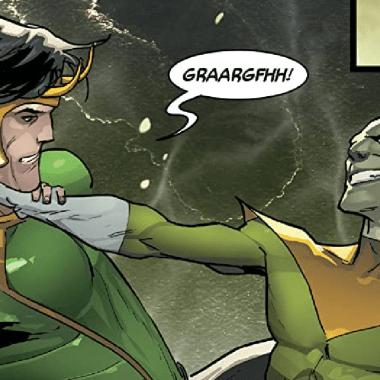 loki serie marvel comics nightmare