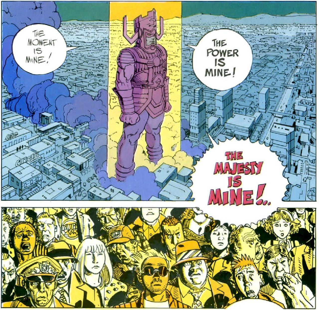 marvel comics mayores amenazas galactus